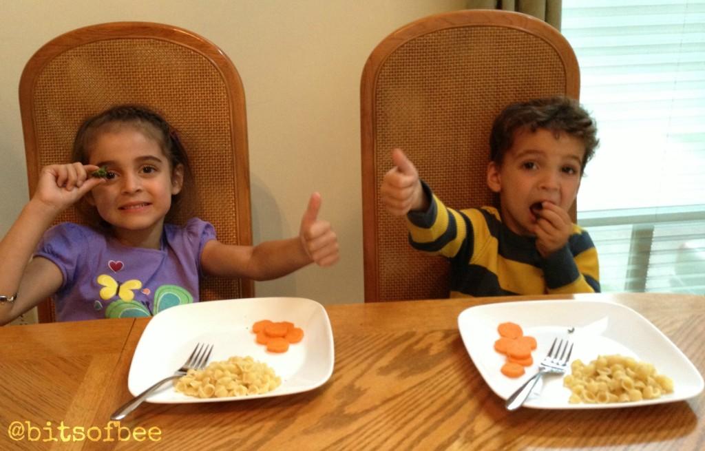 Kale Chips - Kid-Friendly