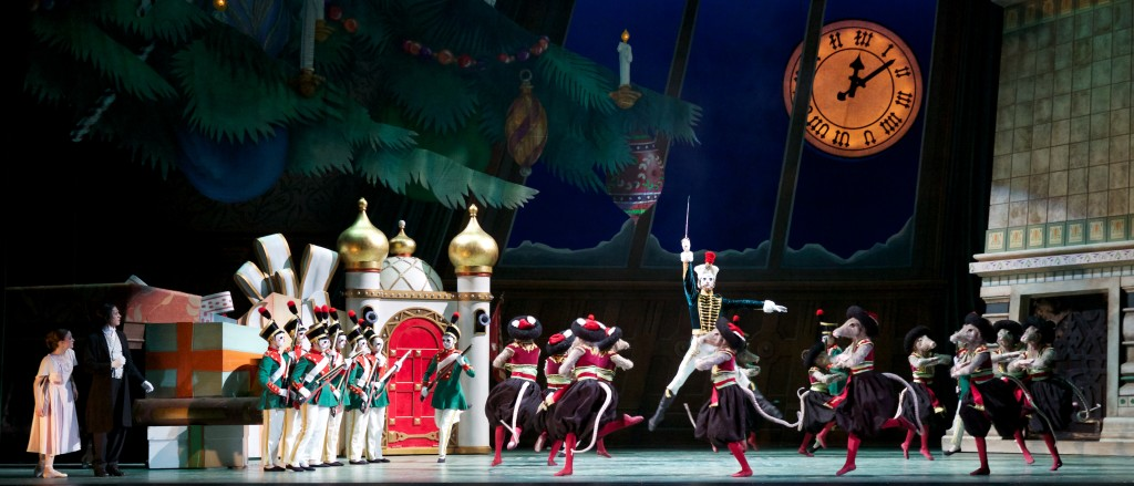 Ballet BC - Alberta Ballet The Nutcracker