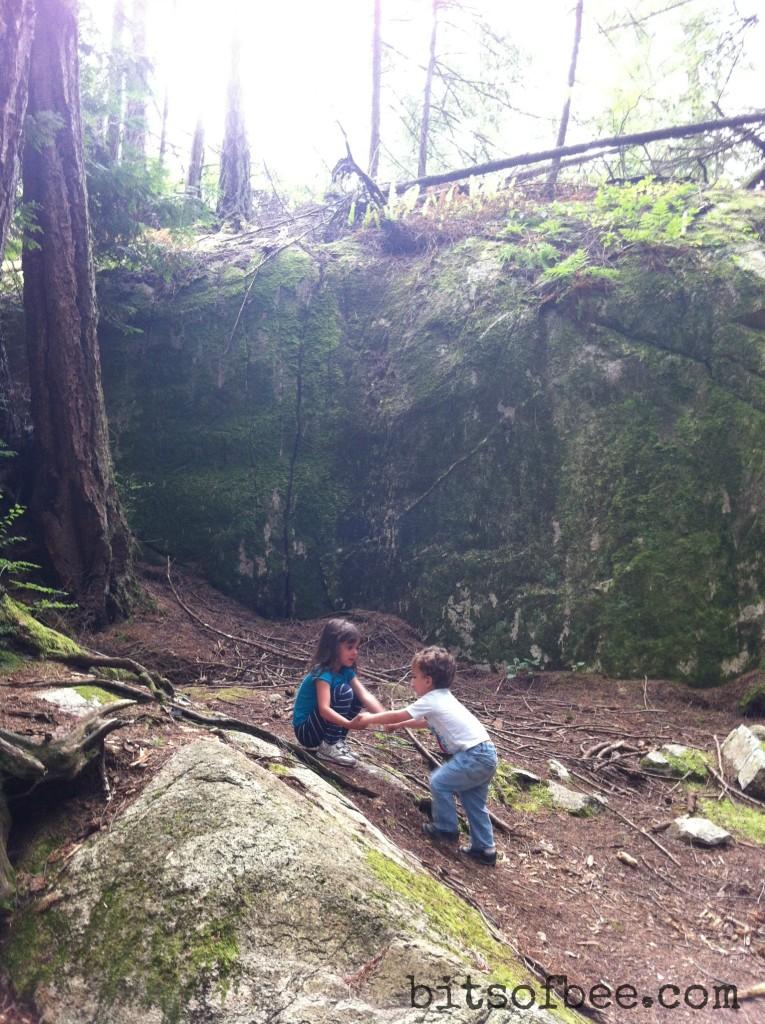 Hiking Vancouver