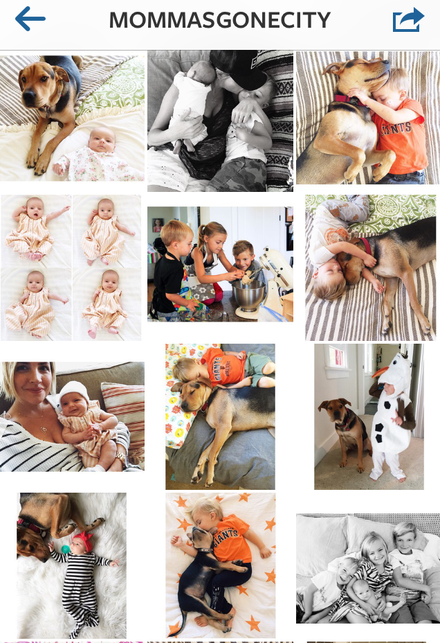 Instagram Moms