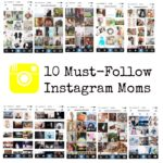 10 Must-Follow Instagram Moms
