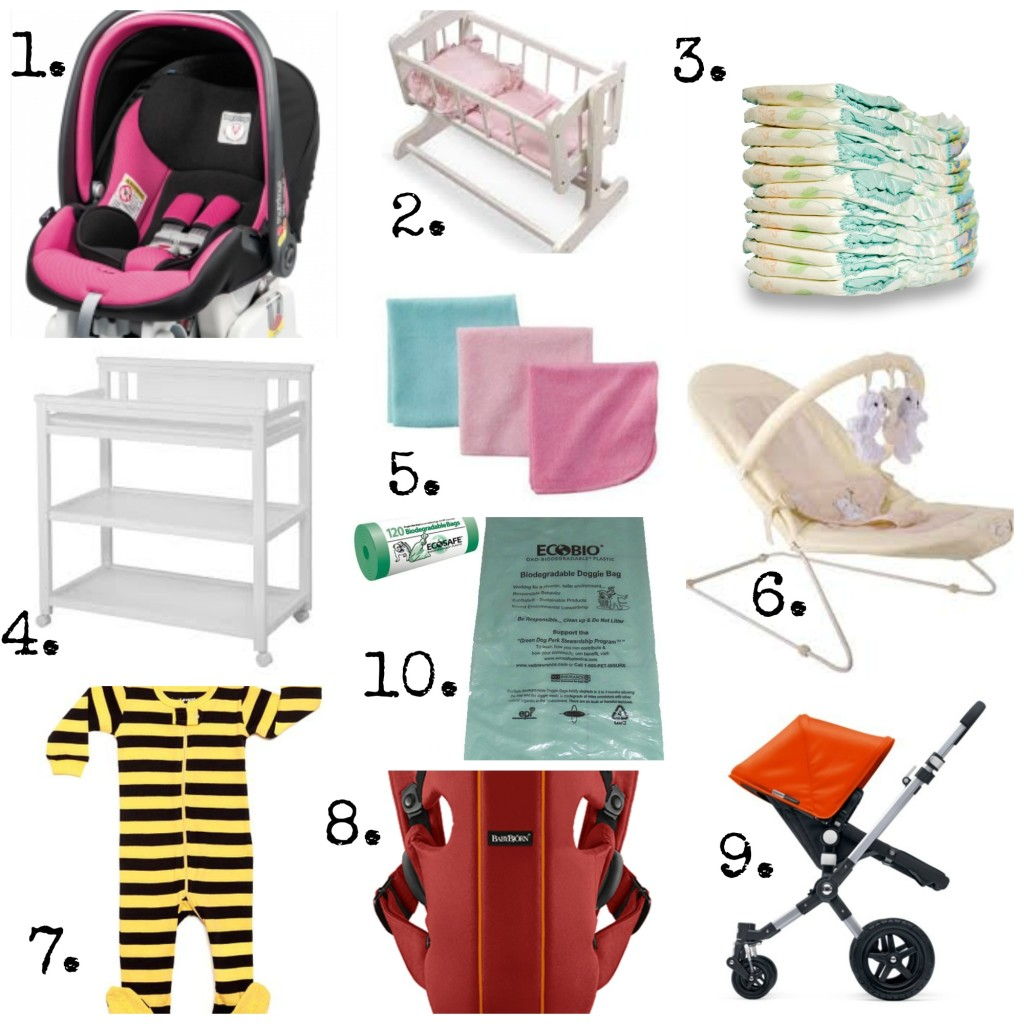 Bringing home baby the only 10 things you 39 ll need bits for Things you need for a home