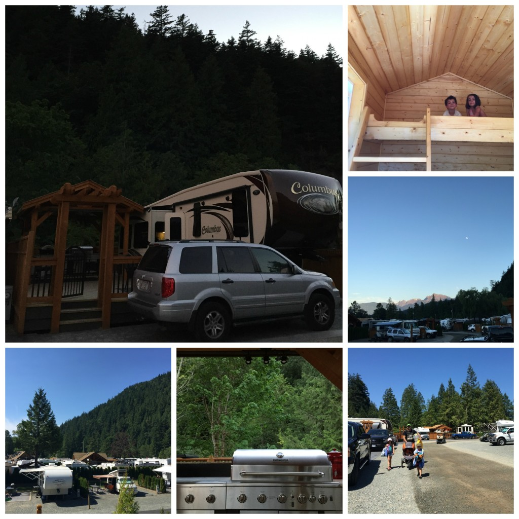 Springs RV Resort one of the best places to stay in Harrison Hot Springs