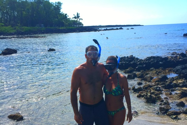 Snorkelling in Maui