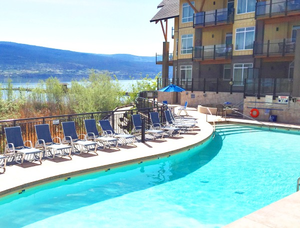 The pool at Summerland Waterfront Resort & Spa
