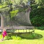 {FAMILY} Trampoline Testers: One Year Later